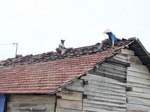 Lâm Đồng: Phân bổ 300 triệu đồng hỗ trợ khắc phục hậu quả do lốc xoáy