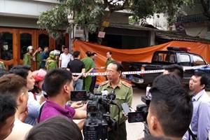 Làm rõ vụ án hai vợ chồng bị bắn ở TP Điện Biên Phủ