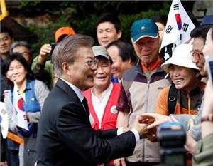 Làn gió mới ở Hàn Quốc sau kỳ bầu cử