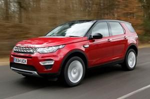 Land Rover Discovery Sport: Chiếc SUV đỉnh cho dân mê phượt