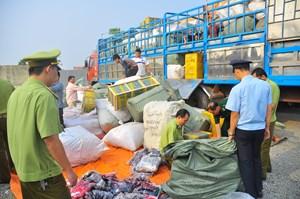 Lạng Sơn: Kiểm điểm, xử lý hàng loạt cán bộ để tình trạng buôn lậu lộng hành
