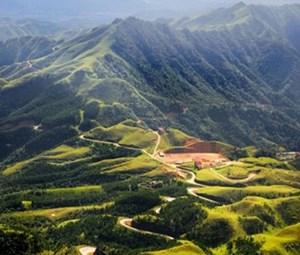 Lạng Sơn: Sắp có cáp treo lên đỉnh Mẫu Sơn