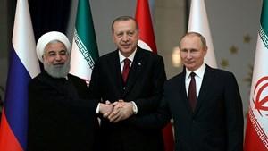 Lãnh đạo Nga, Thổ Nhĩ Kỳ, Iran sắp tổ chức họp bàn về Syria