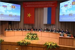 Lãnh đạo PVN tháp tùng Chủ tịch nước thăm chính thức Liên bang Nga