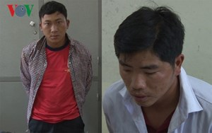 Lào Cai: Bắt 2 đối tượng vận chuyển 9 bánh heroin