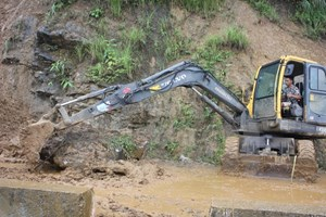 Lào Cai: Lũ quét trong đêm tại huyện Bát Xát gây nhiều thiệt hại
