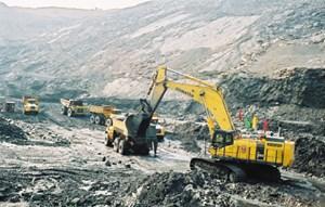 Lấp kẽ hở ngành khai khoáng