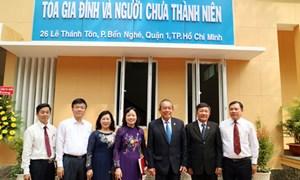 Lập Tòa gia đình và người chưa thành niên đầu tiên tại Việt Nam