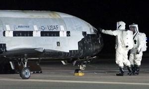 Lầu Năm Góc tính triển khai vũ khí tấn công trên vũ trụ