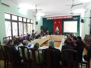 Lấy ý kiến về dự thảo văn kiện Đại hội đại biểu MTTQ TP Huế