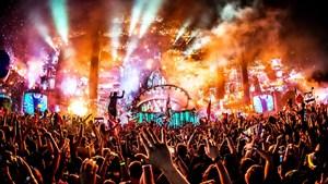 Lễ hội âm nhạc điện tử 2018