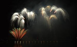Lễ hội pháo hoa quốc tế Đà Nẵng 2019: Đêm thi thứ 2 nhiều cảm xúc