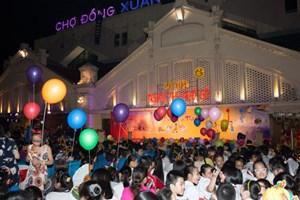 Lễ hội trung thu tại phố cổ Hà Nội