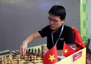 Lê Quang Liêm tham gia giải cờ vua quốc tế UAE