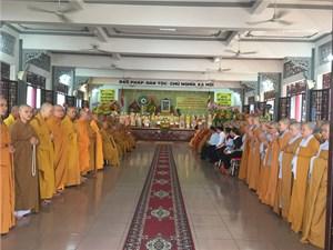 Lễ tưởng niệm lần thứ 33 cố Hòa thượng Thích Trí Thủ