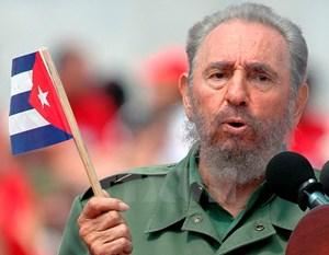Lễ tưởng niệm lãnh tụ Fidel Castro tại Santiago de Cuba