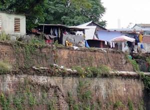 Lên phương án di dời dân khu vực di tích Kinh thành Huế
