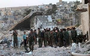 Lệnh ngừng bắn hết hiệu lực, giao tranh bùng phát ở Syria