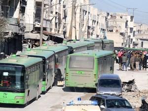 LHQ muốn triển khai quan sát viên tới Aleppo