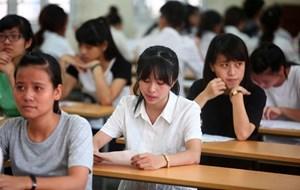 Lịch dự kiến kỳ thi THPT quốc gia năm 2019