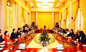 Liên hiệp các hội UNESCO Việt Nam tổ chức thành công hội nghị quốc tế Đạo đức Toàn cầu