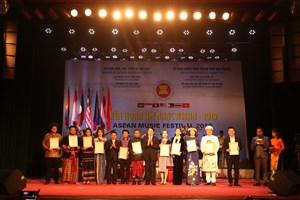 Liên hoan âm nhạc ASEAN: Thúc đẩy quan hệ hữu nghị giữa Việt Nam và các quốc gia trong khu vực