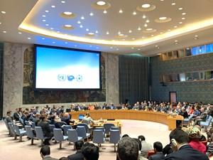 Liên hợp quốc thông qua Báo cáo sơ bộ về kết quả rà soát UPR Chu kỳ III của Việt Nam