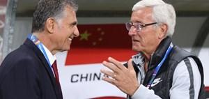 Lippi từ chức HLV Trung Quốc sau thất bại đậm đà trước Iran