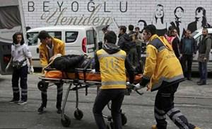 Lộ danh tính nghi phạm đánh bom đẫm máu ở Istanbul
