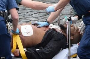 Lộ diện nghi phạm tấn công khủng bố ở London