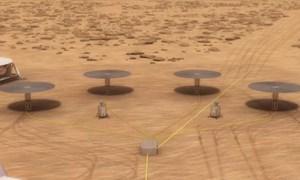 Lò phản ứng hạt nhân thử nghiệm cấp điện trên sao Hỏa