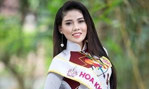 Loại 1 thí sinh Hoa khôi Nam Bộ 2017 vì bằng THPT không hợp lệ