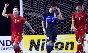 Loại Nhật Bản, Việt Nam đoạt vé dự World Cup