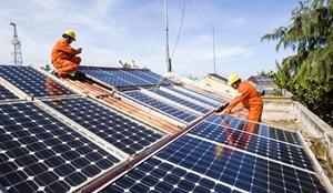Long An khởi công dự án năng lượng mặt trời đầu tiên