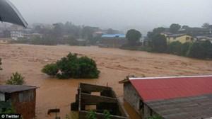 Lũ lụt ở Sierra Leone, hơn 400 người chết