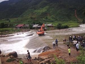 Lũ xóa sổ bãi vàng Lào Cai: Hàng loạt thi thể được phát hiện