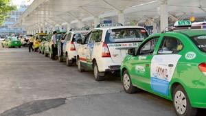 Luật hóa để quản taxi công nghệ