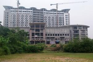 Lùm xùm tại Dự án bệnh viện nghìn tỷ