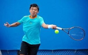Lý Hoàng Nam đánh bại tay vợt Trung Quốc