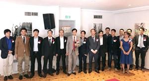 Mái nhà của chuyên gia công nghệ gốc Việt
