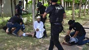 Malaysia báo động vì đe dọa khủng bố