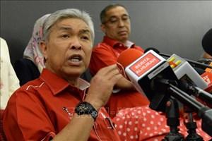Malaysia: Chủ tịch đảng UMNO từ chức