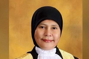 Malaysia có nữ Chánh án Tòa án liên bang đầu tiên
