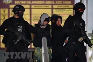 Malaysia hoãn phiên xét xử nghi phạm Đoàn Thị Hương sang tháng 3