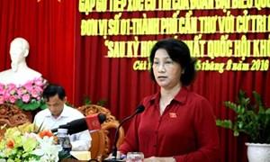 ĐBQH cam kết 'mạnh tay hơn với tội phạm tham nhũng'