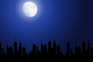 Mặt trăng nhân tạo thay thế đèn đường