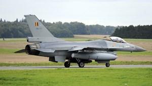 Máy bay chiến đấu F-16 phát nổ tại căn cứ quân sự Bỉ