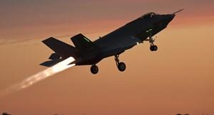 Máy bay chiến đấu F-35 của Nhật Bản mất tích trên màn hình Radar