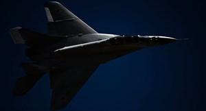Máy bay MiG-29M bị rơi ở Ai Cập trong khi bay huấn luyện