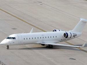 Máy bay Thụy Điển rơi, 2 người chết